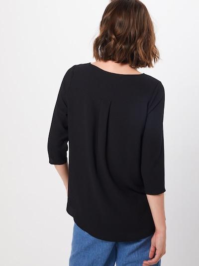 ABOUT YOU Bluse 'Leila' in schwarz: Rückansicht