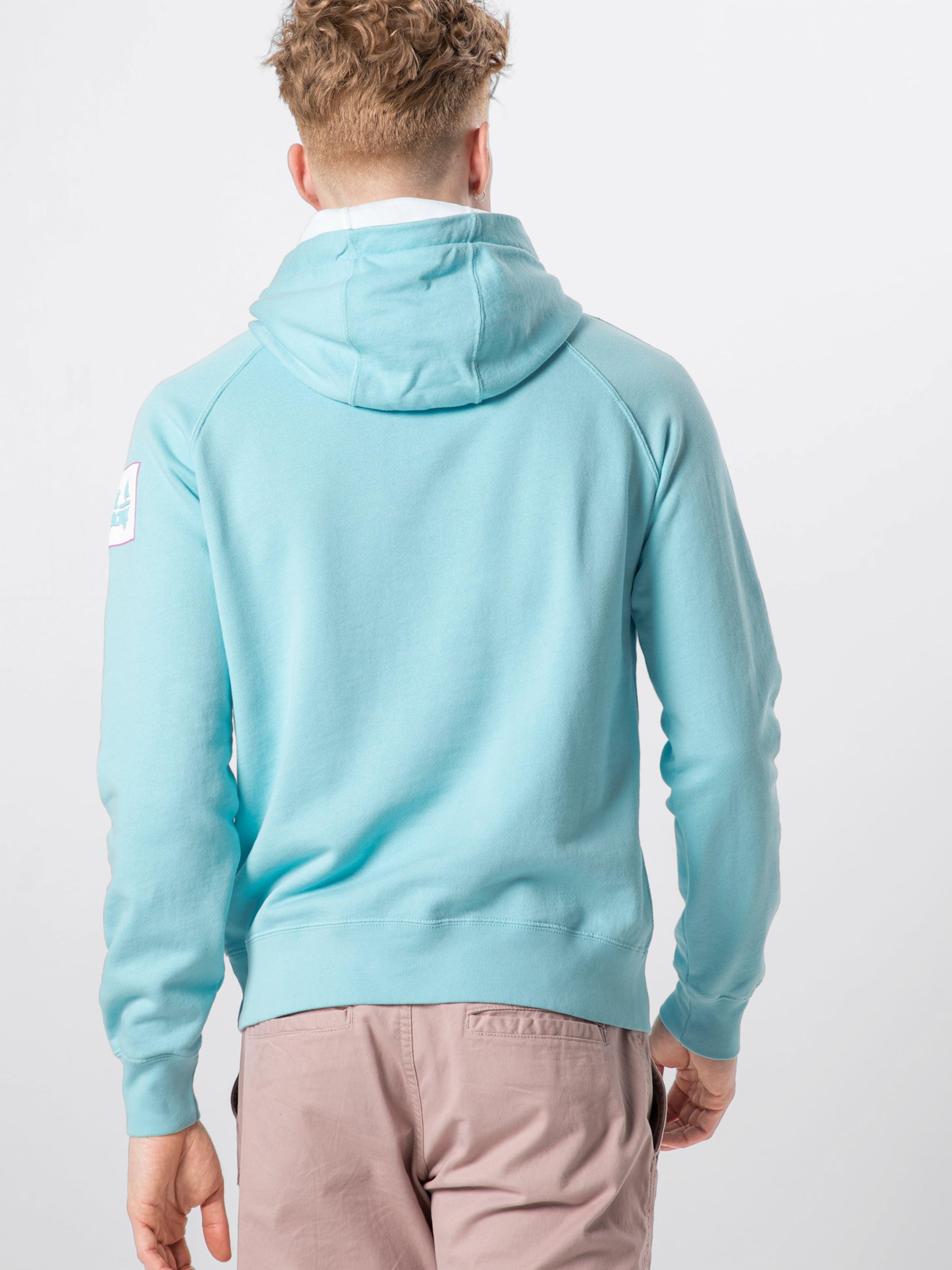 Best Company Fleece' En Bleu 'hooded shirt Sweat 35q4LARj