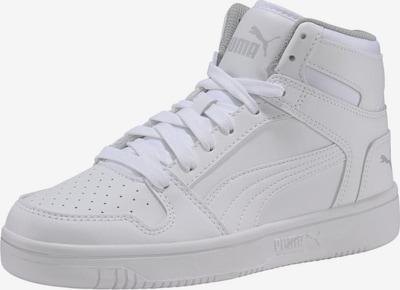 PUMA Sneakers 'Rebound Layup' in de kleur Grijs / Wit, Productweergave
