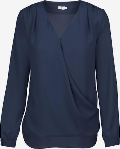 SEIDENSTICKER Bluse 'Schwarze Rose' in ultramarinblau, Produktansicht