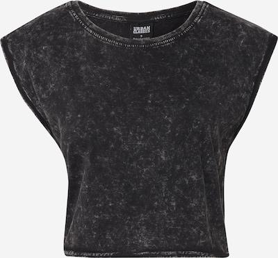 Urban Classics Top - čierna melírovaná, Produkt