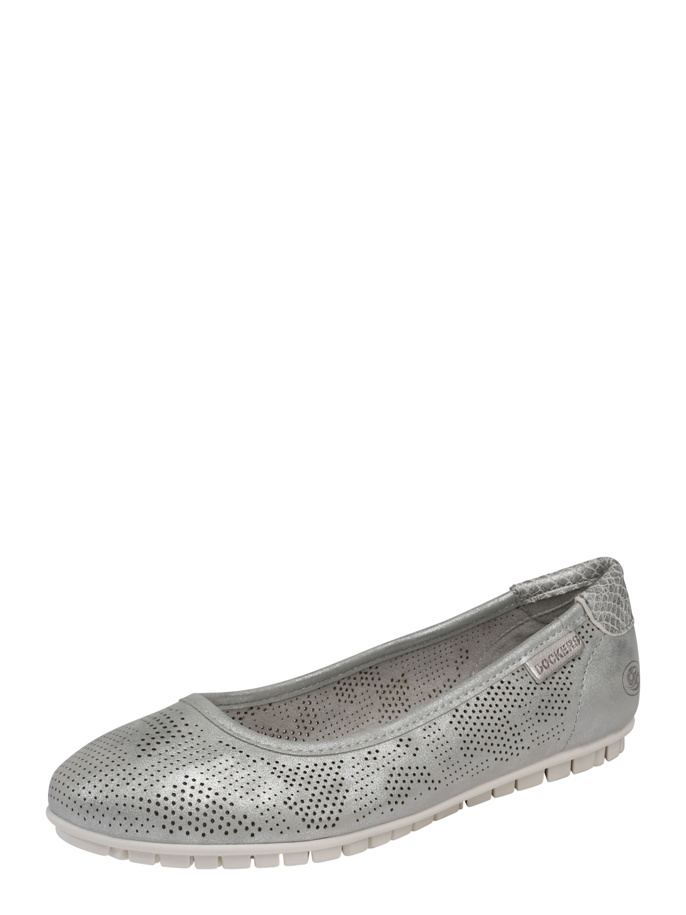 Haltbare Mode billige Schuhe Dockers by Gerli | Ballerinas Schuhe Gut getragene Schuhe