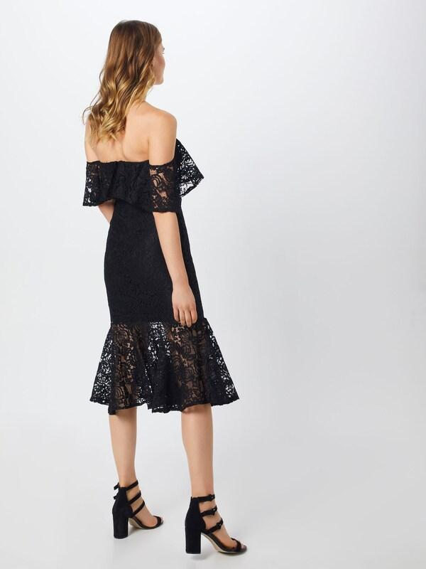 TFNC Kleid 'VINNIE 'VINNIE 'VINNIE MIDI LACE DRESS' in schwarz  Bequem und günstig 1787ad