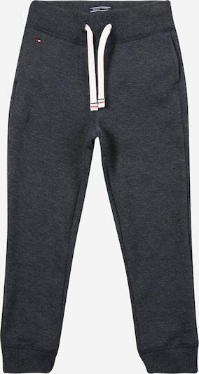 Pantaloni TOMMY HILFIGER pe albastru, Vizualizare produs