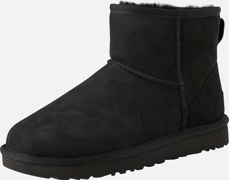 Mini Ii' Noir Boots 'classic Ugg En OPZkiXu
