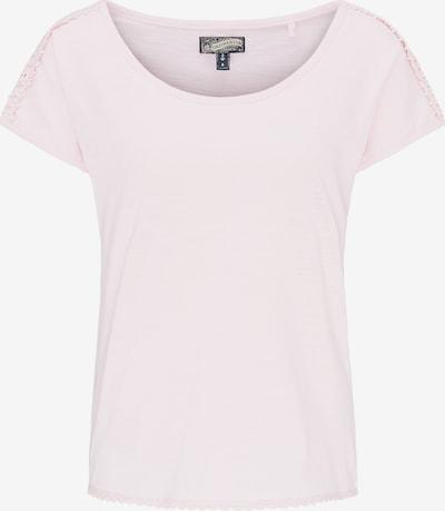 DREIMASTER Shirt in rosa, Produktansicht