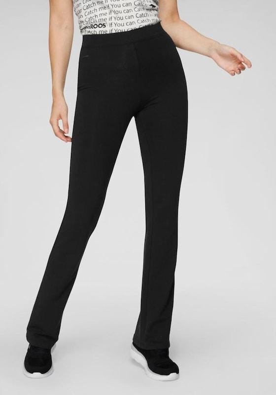 BENCH Leggings in bronze schwarz weiß | ABOUT YOU