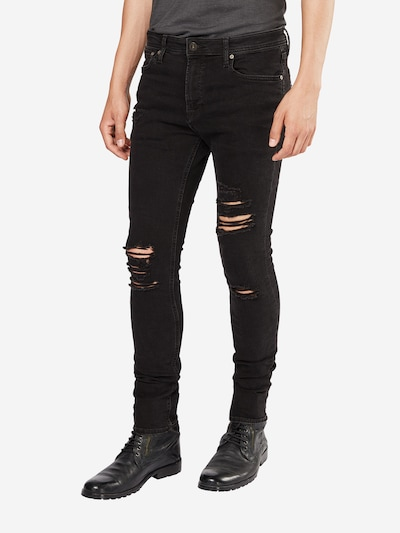 JACK & JONES Jeans 'LIAM ORIGINAL AM 502' in schwarz, Modelansicht