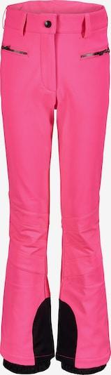 KILLTEC Hose 'Maura' in pink / schwarz, Produktansicht