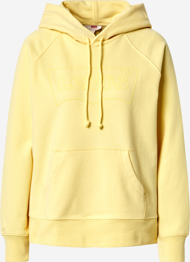 LEVI'S Sweatshirt 'GRAPHIC 2020 HOODIE' in rosa | ABOUT YOU