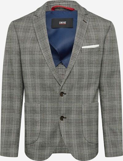 CINQUE Veste de costume 'CIDATI' en gris / noir, Vue avec produit