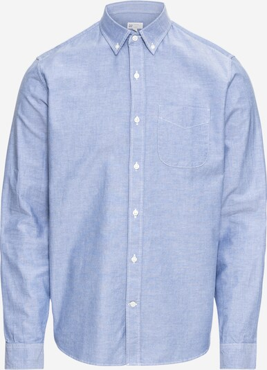 GAP Koszula 'V-OXFORD STANDARD' w kolorze jasnoniebieskim: Widok z przodu