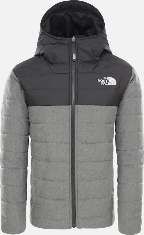 THE NORTH FACE Wende-Funktionsjacke in grau, Produktansicht