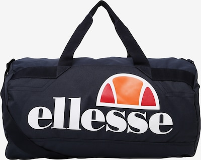 ELLESSE Tasche 'PELBA BARREL BAG' in navy, Produktansicht