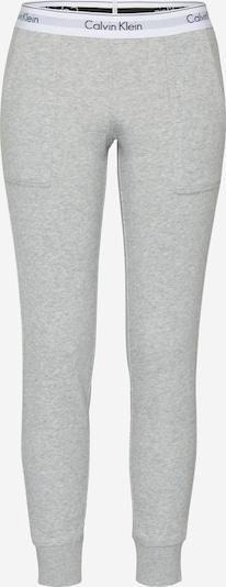 Calvin Klein Underwear Nohavice 'Bottom' - sivá melírovaná, Produkt