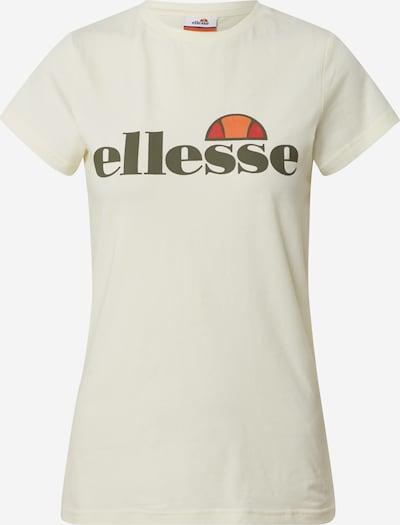 ELLESSE Shirt 'CLARICE' in hellbeige, Produktansicht