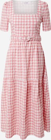 GLAMOROUS Kjole i pink / hvid, Produktvisning
