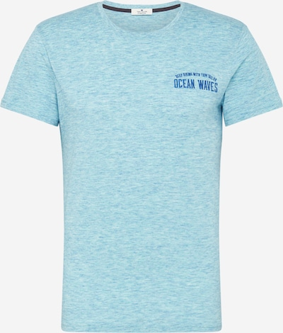 Marškinėliai iš TOM TAILOR , spalva - margai mėlyna, Prekių apžvalga
