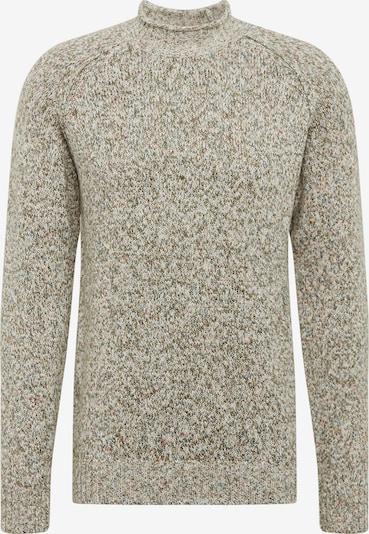 Megztinis 'CLIVE' iš JACK & JONES , spalva - smėlio / šviesiai žalia, Prekių apžvalga