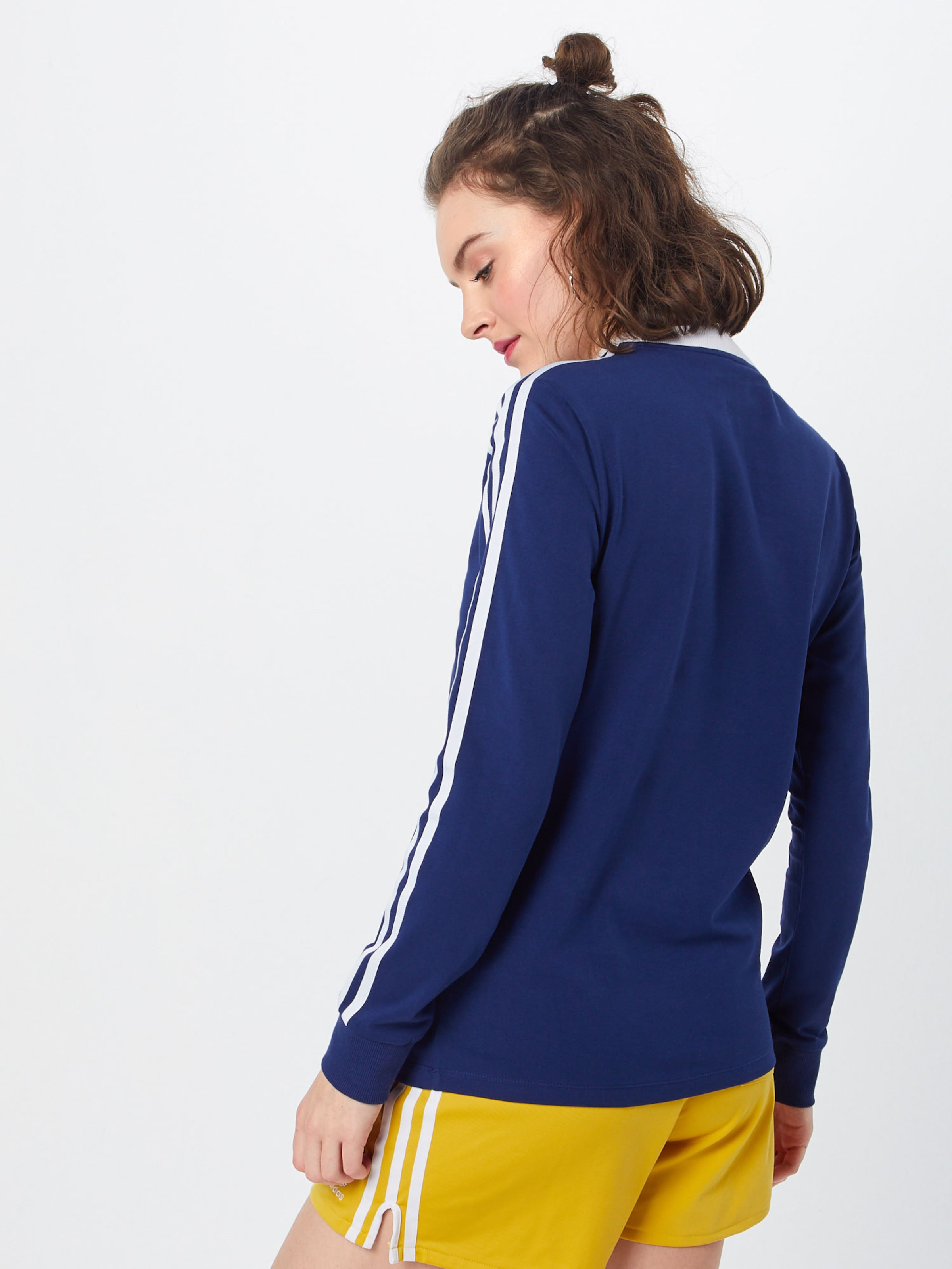Originals Shirt Originals In Shirt Shirt In Adidas Adidas Originals BlauWeiß Adidas BlauWeiß l1JcKF