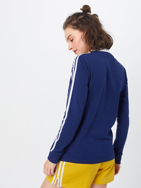 BlauwWit Shirt Shirt In BlauwWit Adidas Originals Adidas In Adidas Originals dCrBxoe