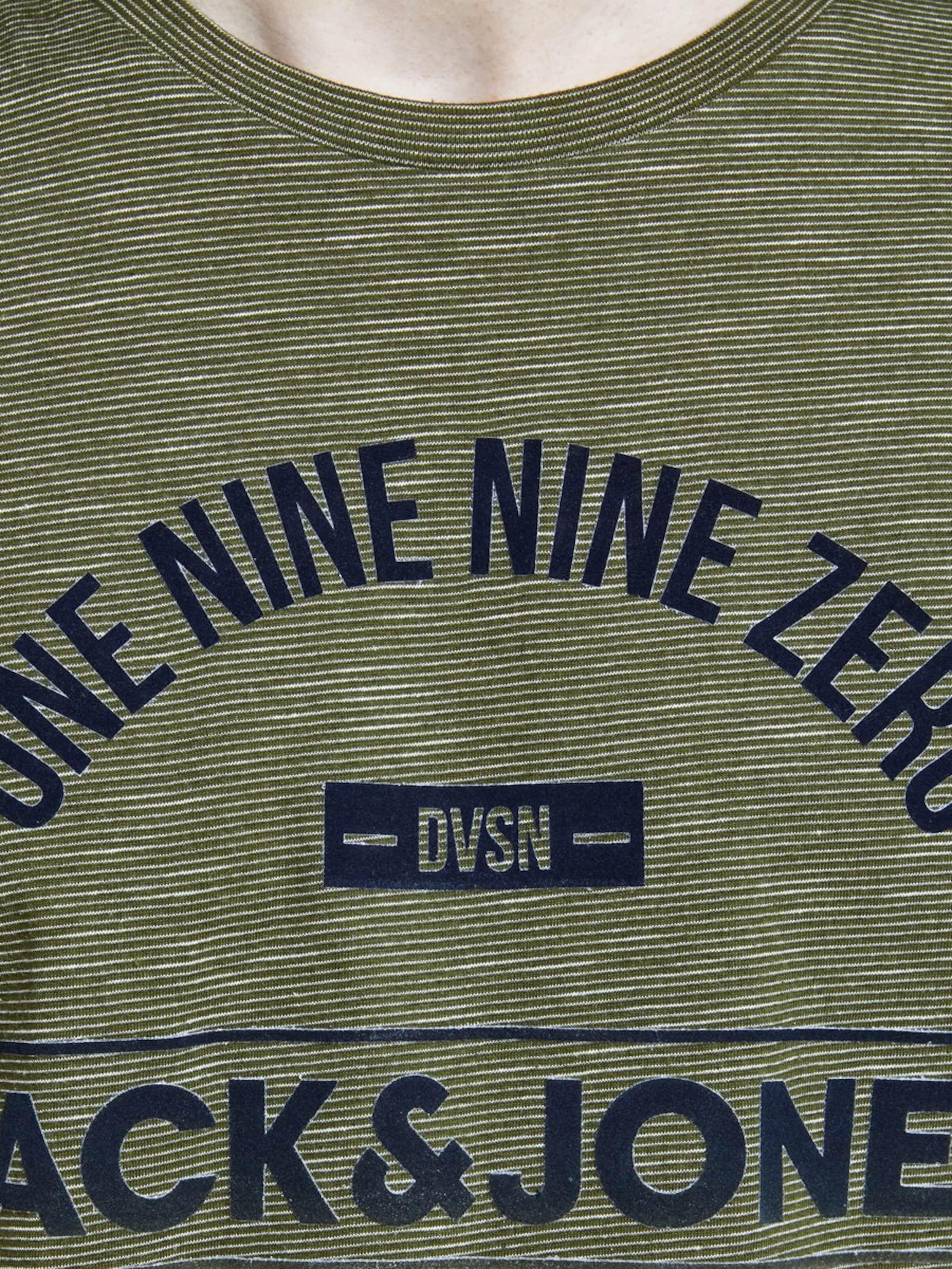 Ss Kaki Crew En Tee Jones T shirt Jackamp; Neck' 'jcomick DIWE29beHY