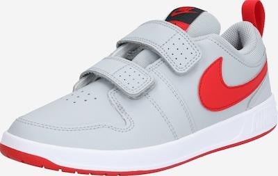 NIKE Sneaker 'Pico 5' in grau / rot, Produktansicht