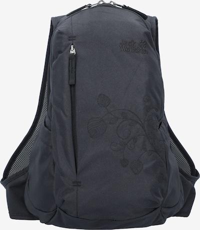 JACK WOLFSKIN Rugzak 'Ancona' in de kleur Zwart, Productweergave