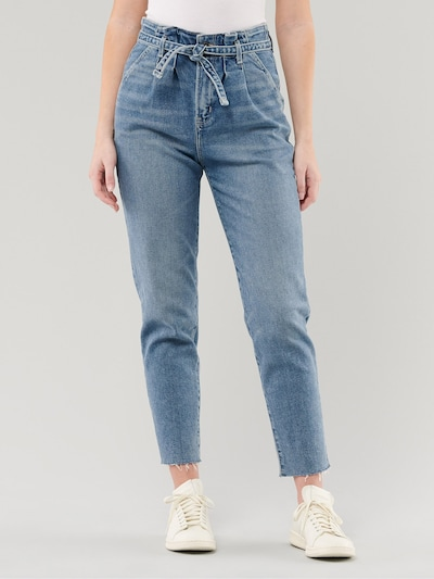 HOLLISTER Jeans 'CHASE MED 123488F' in blue denim, Modelansicht