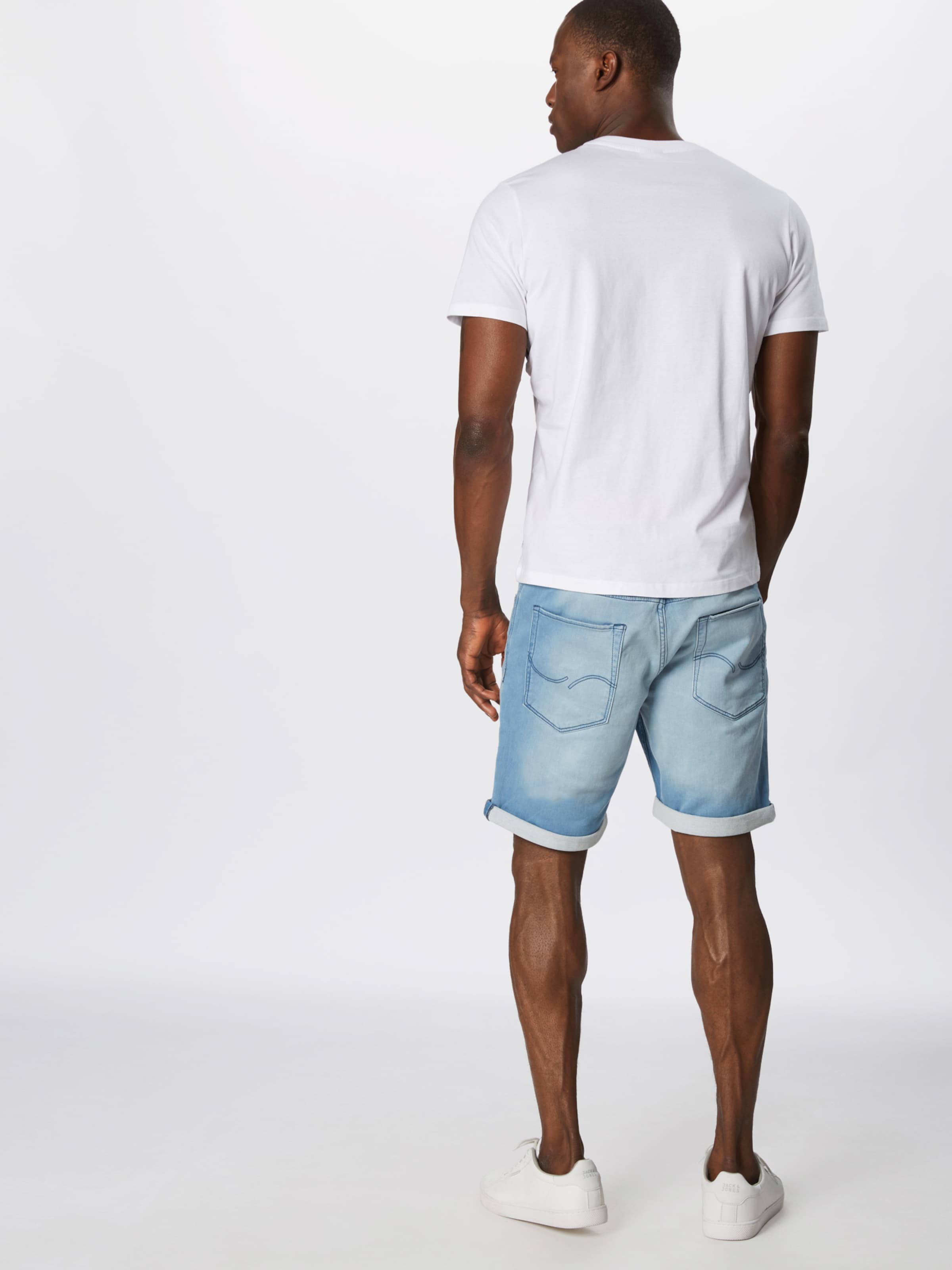 Jackamp; In Jones Blue Denim Shorts ZTPiOkXu