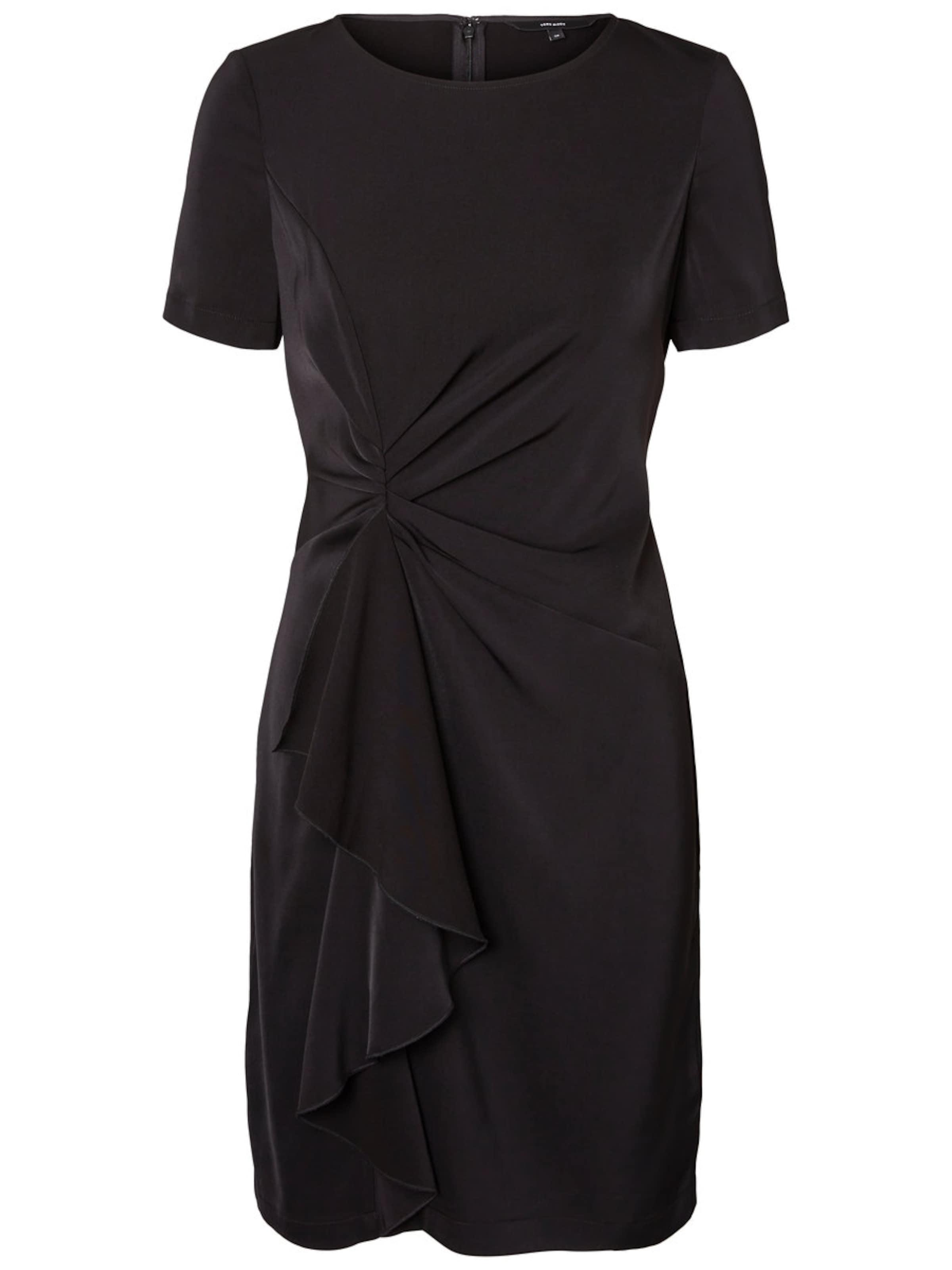 VERO MODA Feminines Kleid mit kurzen Ärmeln Kostengünstig Original- SG46UTJ