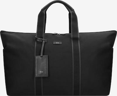 BOSS Reistas 'Meridian' in de kleur Zwart, Productweergave