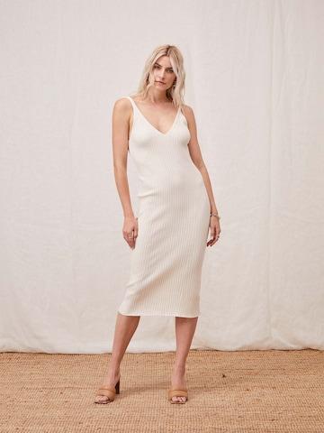 LeGer Knit Dress Look