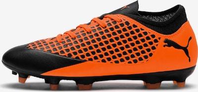 PUMA Fußballschuh 'FUTURE 2.4 FG/AG' in orange / schwarz, Produktansicht