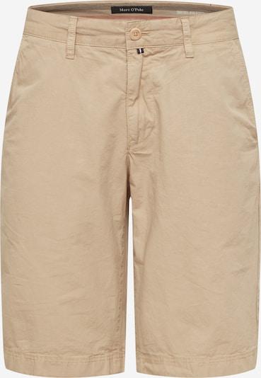 Marc O'Polo Pantalon chino 'Reso' en beige, Vue avec produit