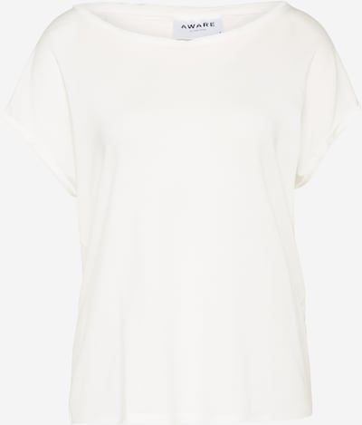 VERO MODA T-Shirt 'Aware' in weiß, Produktansicht