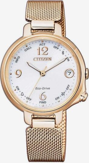 CITIZEN Uhr 'Bluetooth Watches' in gold, Produktansicht