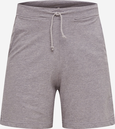 Degree Shorts in grau, Produktansicht