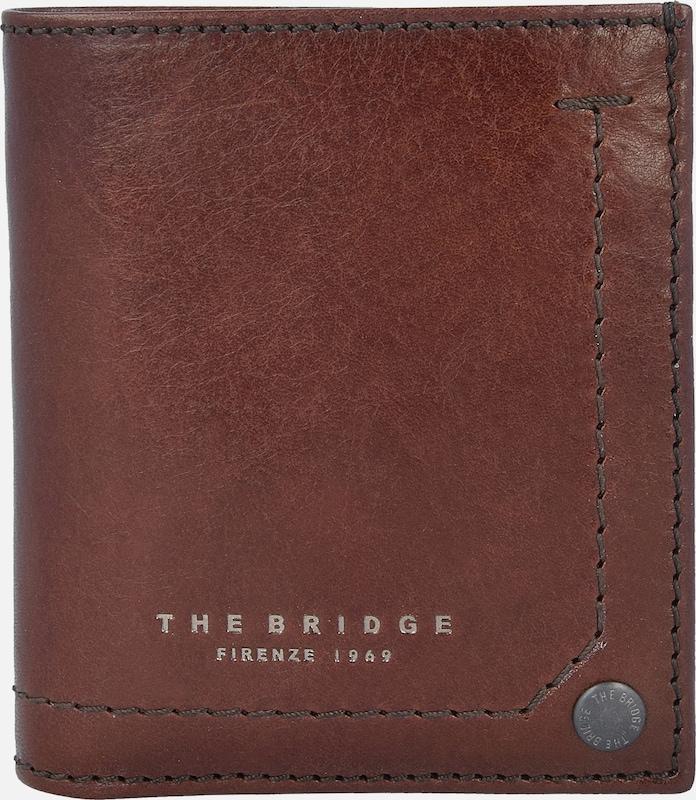 The Bridge Kallio Wallet Leather 9 Cm