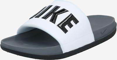 Nike Sportswear Klapki 'Offcourt' w kolorze czarny / białym, Podgląd produktu