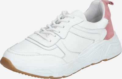ABOUT YOU Trampki niskie 'Melanie Shoe' w kolorze różowy pudrowy / białym, Podgląd produktu