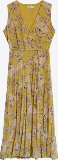 MANGO Vêtement de plage en jaune, Vue avec produit