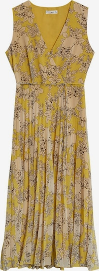 MANGO Plážové šaty - žltá, Produkt