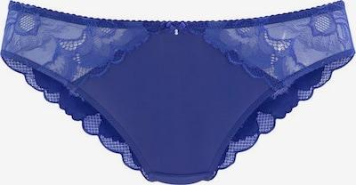 LASCANA Slip 'Mably' in de kleur Royal blue/koningsblauw, Productweergave