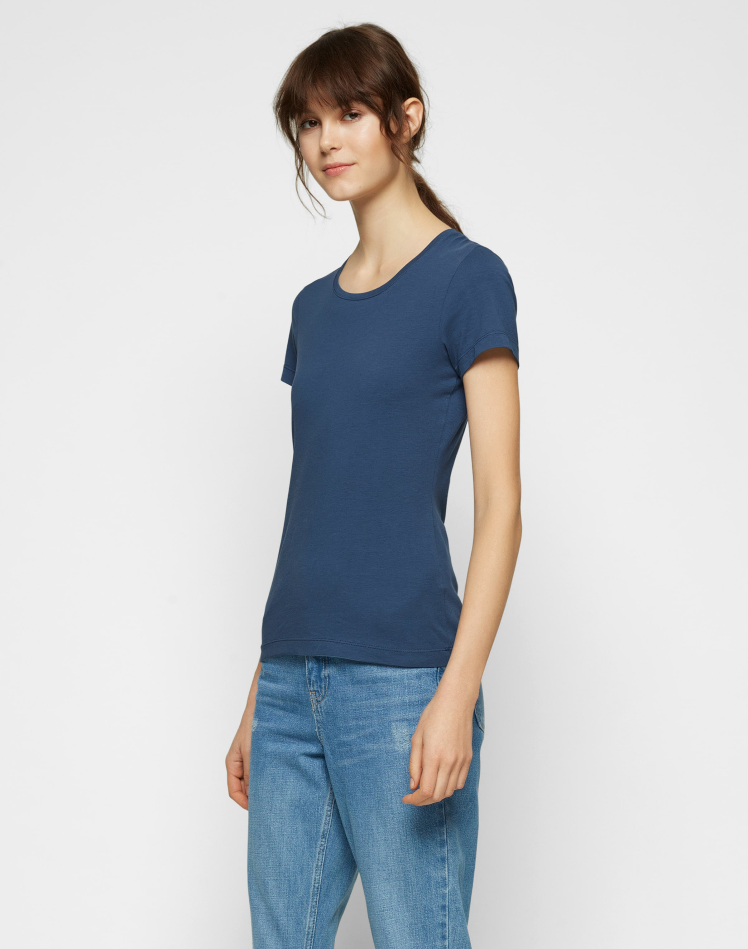 ABOUT YOU Basics Shirt 'Ina' Billige Nicekicks LN4IxxOa