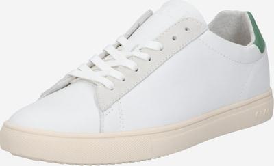 CLAE Niske tenisice 'BRADLEY' u zelena / bijela, Pregled proizvoda