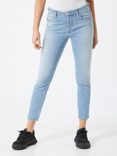 DIESEL Jeans 'BABHILA' in blau, Modelansicht