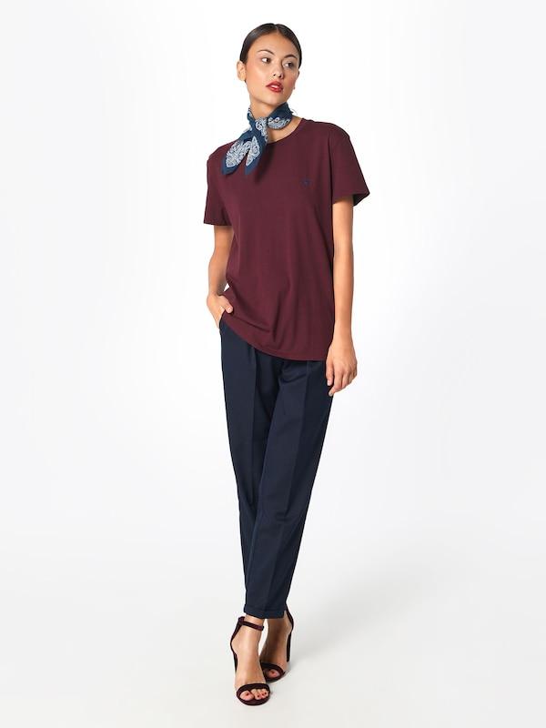 In Lauren Shirt Bordeaux Ralph Polo zGpqUVSM
