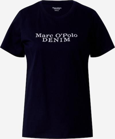 Tricou Marc O'Polo DENIM pe albastru, Vizualizare produs