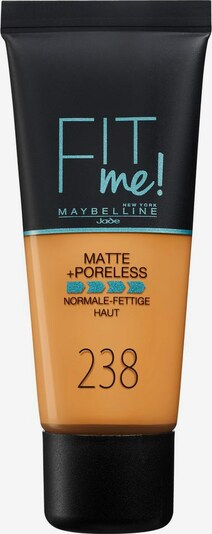 MAYBELLINE New York Make-up 'Fit me! Matte+Poreless' in mandarine, Produktansicht